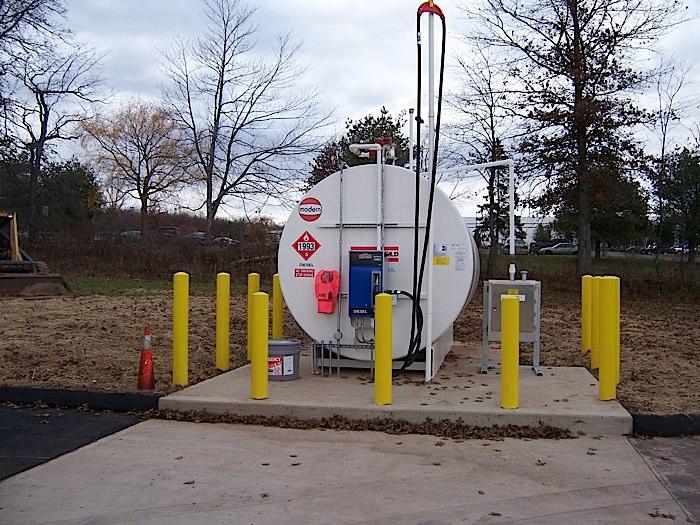 Fuel Oil Tank Installations | CT Oil Tank Installations | Fuel ...